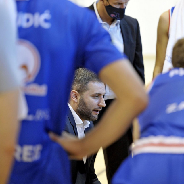 Vladimir Jovanović, trener Cibone