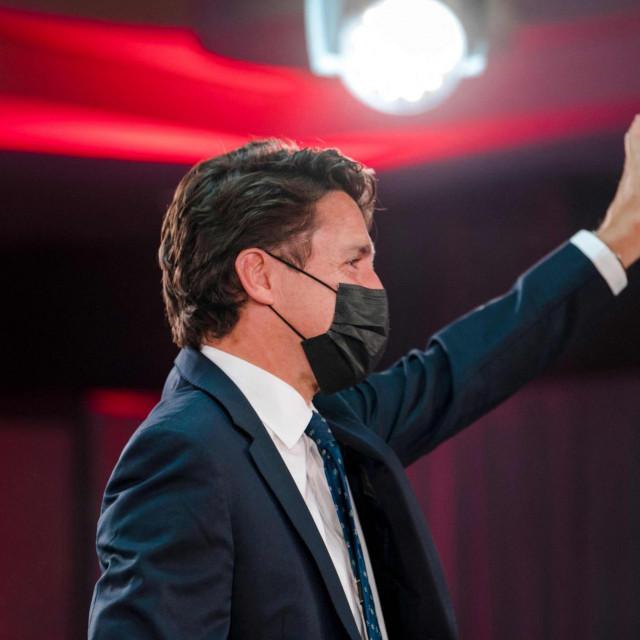 Premijer KanadeJustin Trudeau