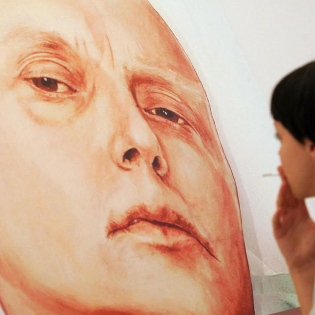 Slika na kojoj je Aleksandar Litvinenko