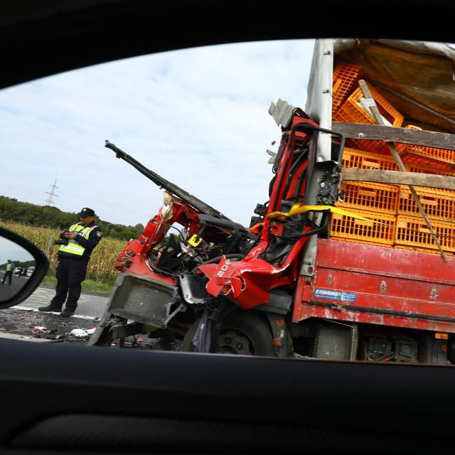 Prometna nesreća kod Svete Helene