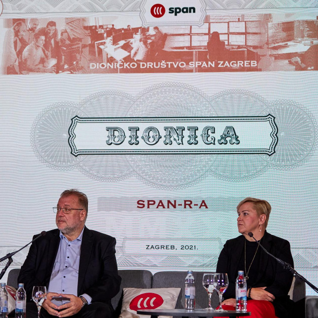Ivana Gažić i Nikola Dujmović