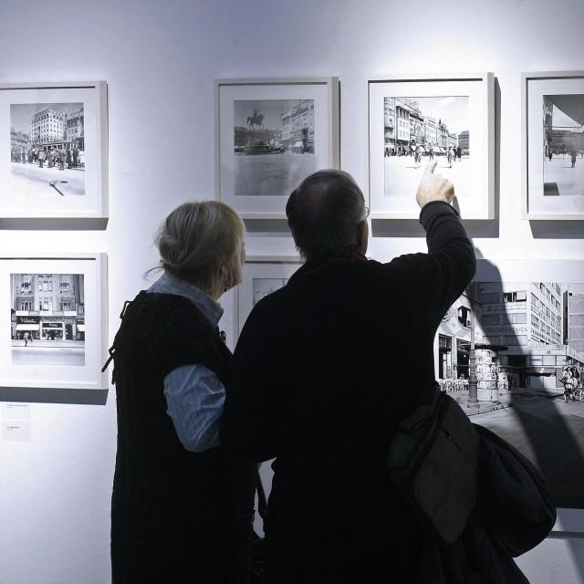 Ilustracija, izložba fotografija Toše Dabca