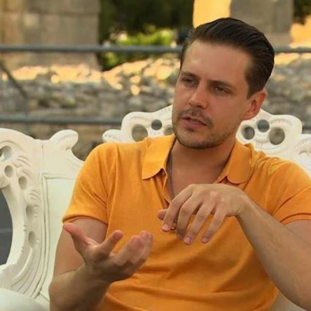 Glumac Miloš Biković
