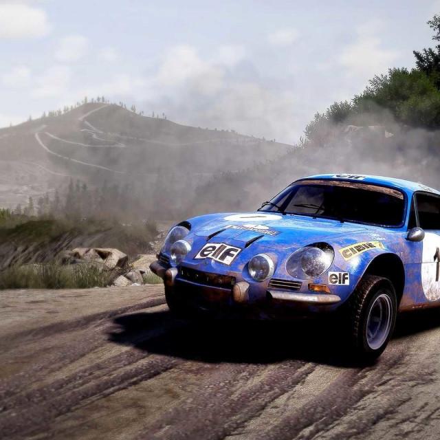 WRC 10 (screenshot igre)