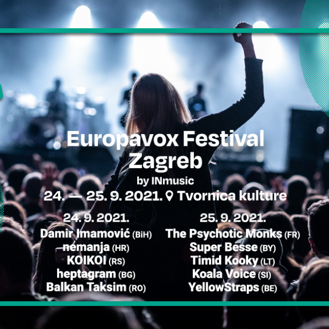 Europavox festival