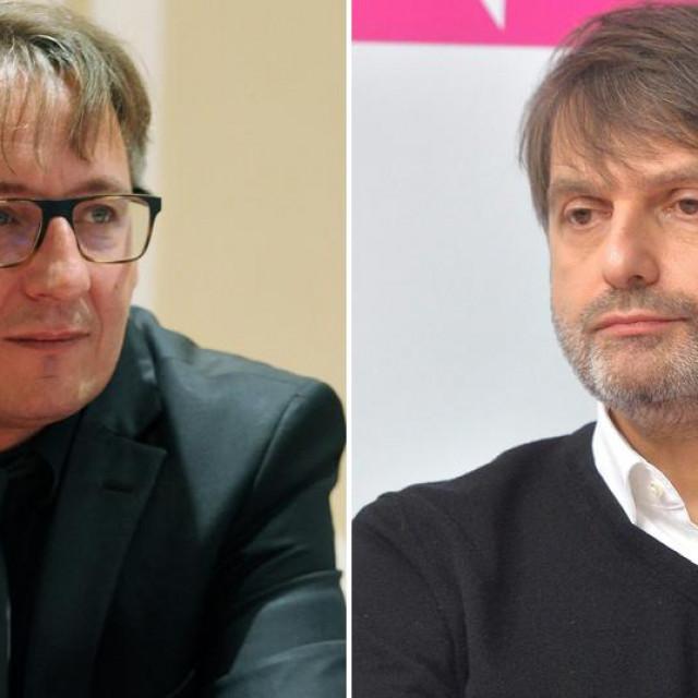 Josip Popovac i Robert Tomljenović