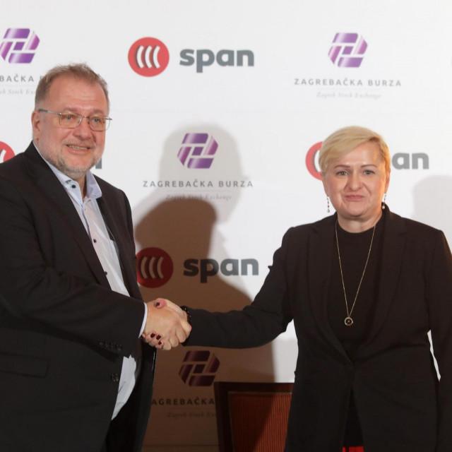 Nikola Dujmović i Ivana Gažić