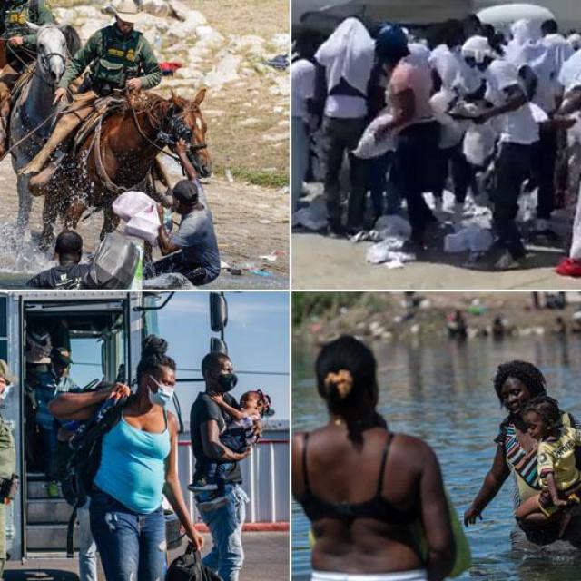 Migranti iz Haitija