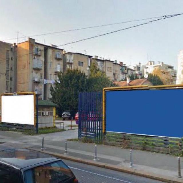 Građevinsko zemljište u širem centru grada Zagreba