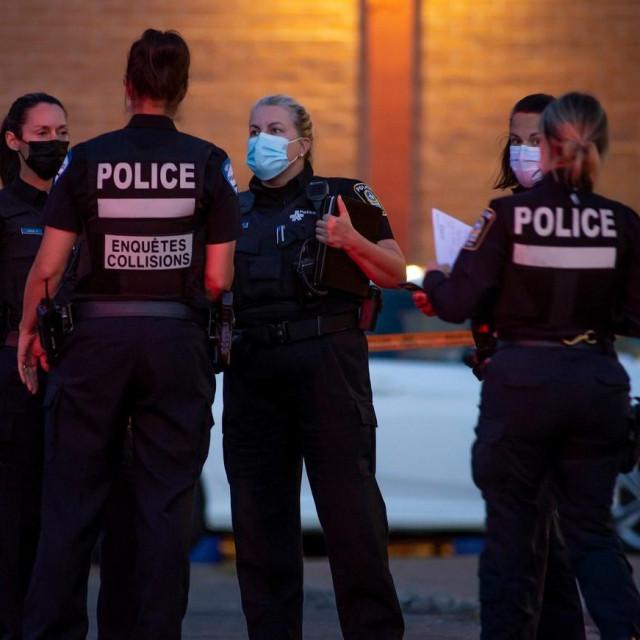 Kanadska policija/Ilustracija