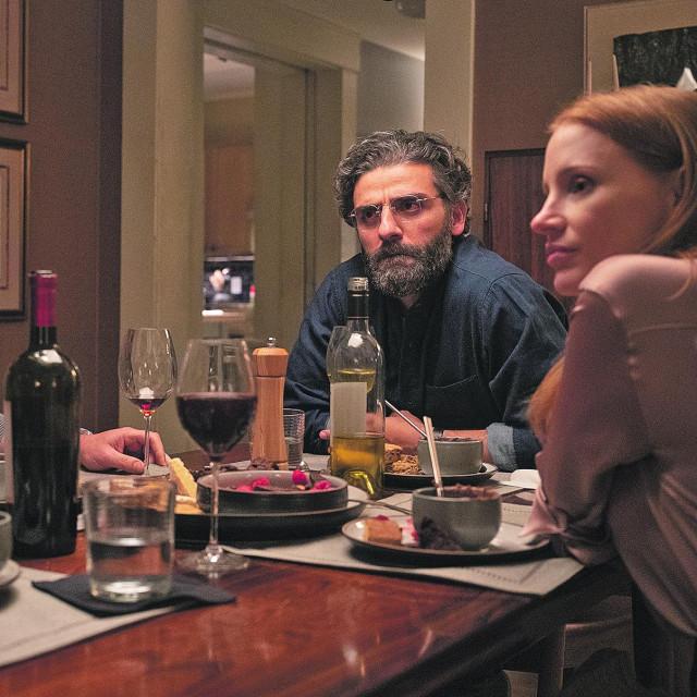 scena iz serije 'Prizori iz bračnog života'
