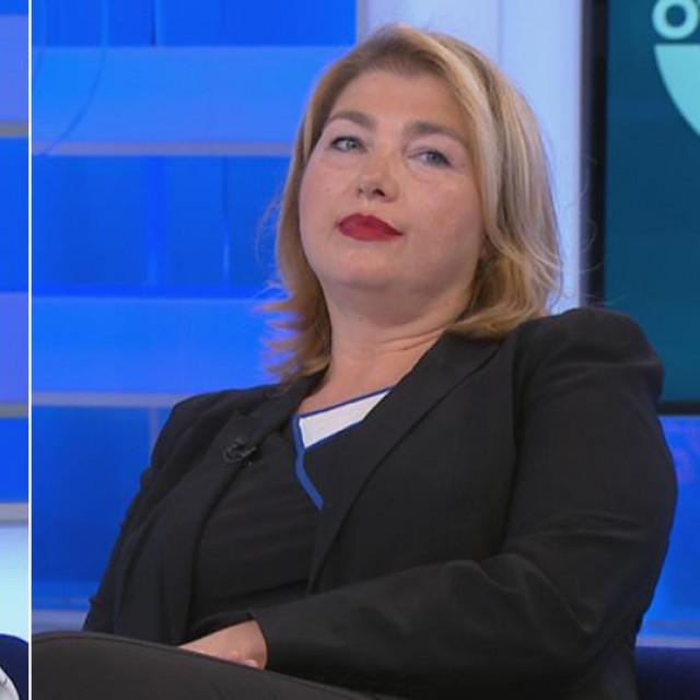 Lana Peto Kujundžić i Jelena Jidra