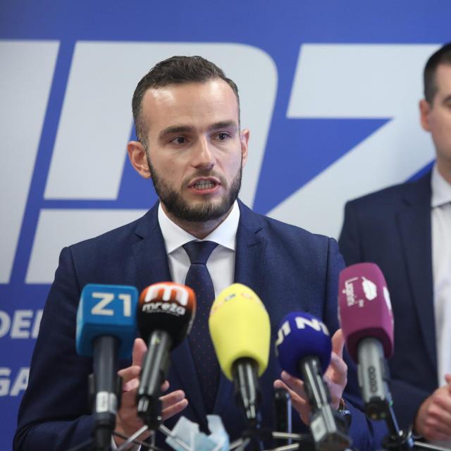 Josip Aladrović i Mislav Herman
