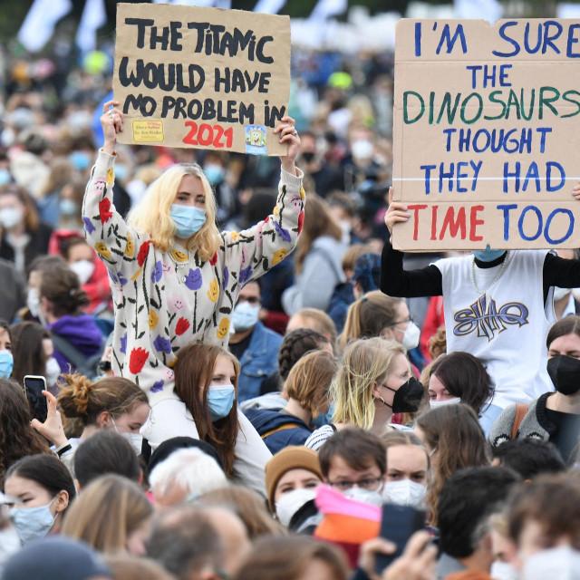 Prosvjed mladih
