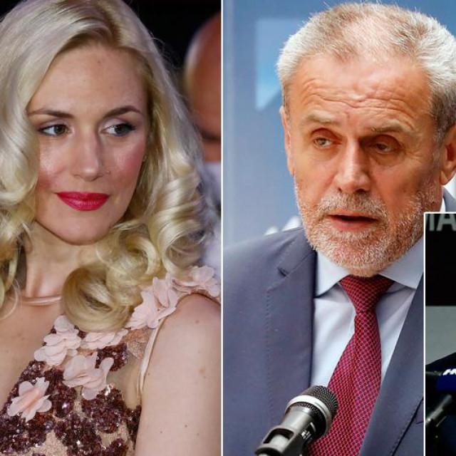 Natalija Prica, Milan Bandić, Gzim Redžepi, Tomislav Tomašević