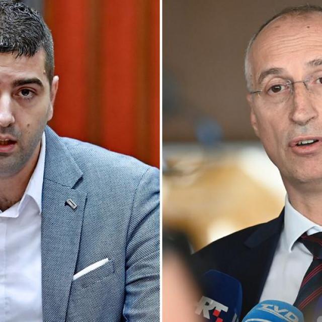 Damir Matijević i Ivica Puljak