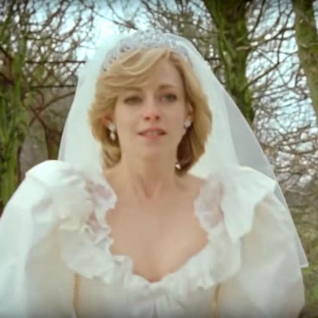 film 'Spencer' o životu princeze Diane