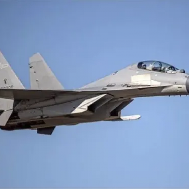Kineski borbeni zrakoplov