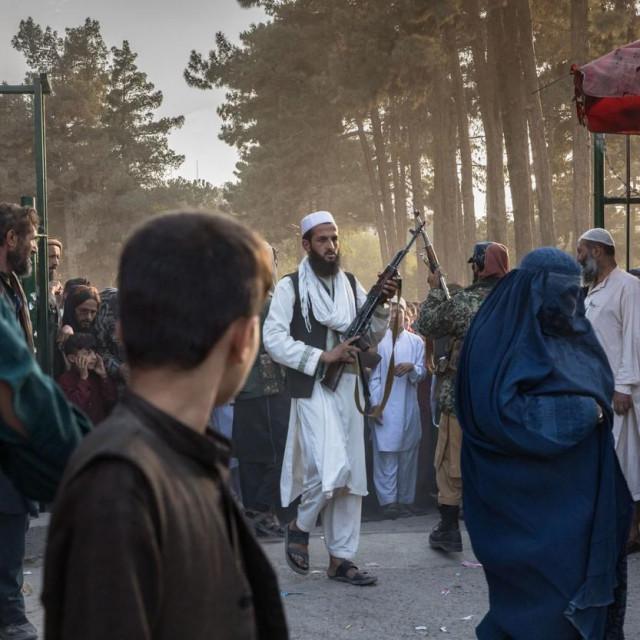 Ilustracija/prizor s ulica Kabula