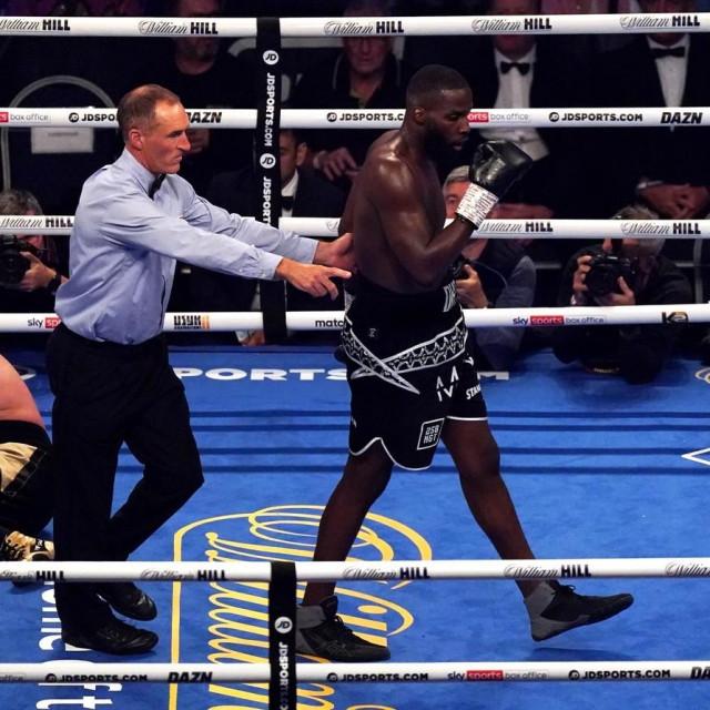 Dilan Prašović vs. Lawrence Okolie