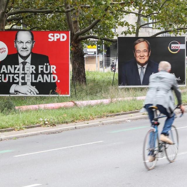 Izborni plakati u Njemačkoj