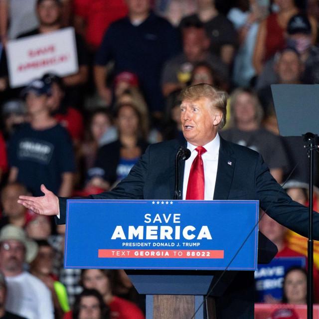 Bivši predsjednik SAD-a Donald Trump