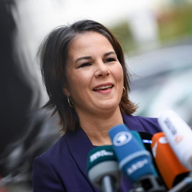 Annalena Baerbock,kandidatkinjaZelenih