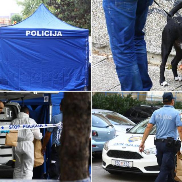 Policijski očevid i pas ubijenog koji je neutješno cvilio nakon zločina