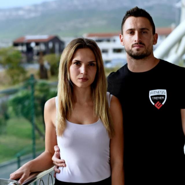 Marija Krištić i Petar Gizdić