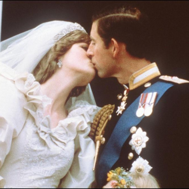 princeza Diana iprinc Charles