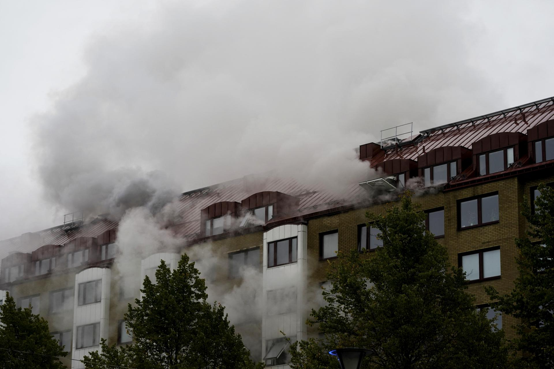 Eksplozija u Švedskoj, 25 ljudi prevezeno u bolnicu: 'Trenutno nije jasno što je bio uzrok'