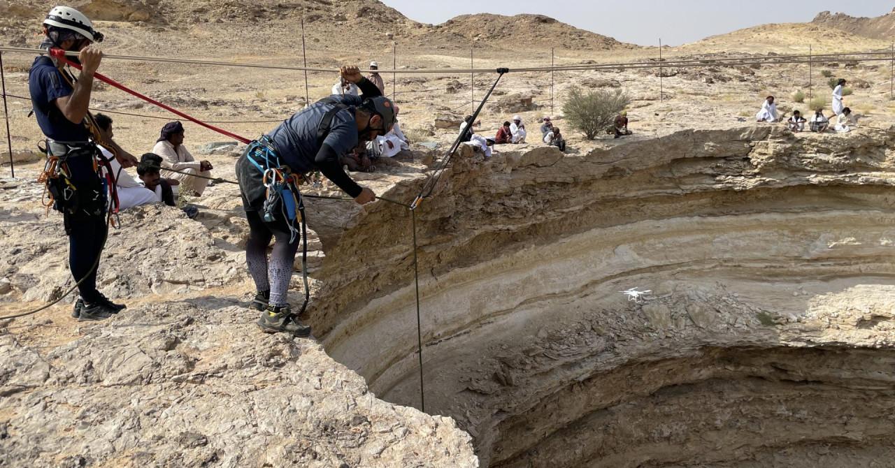 Speleolozi po prvi put istražili samo dno 'Paklenog zdenca', objavili što su sve ondje pronašli
