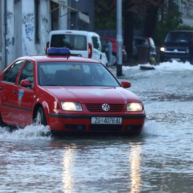 Poplava u Selskoj