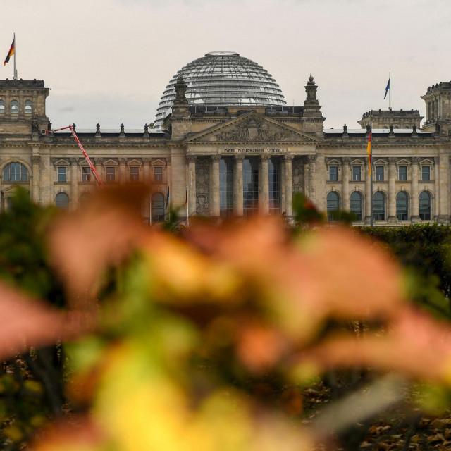 Njemački parlament u Berlinu