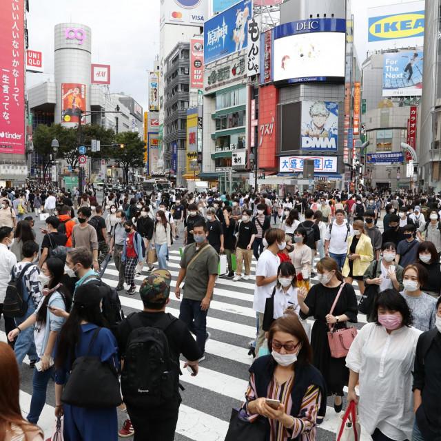 Prizor iz Tokija