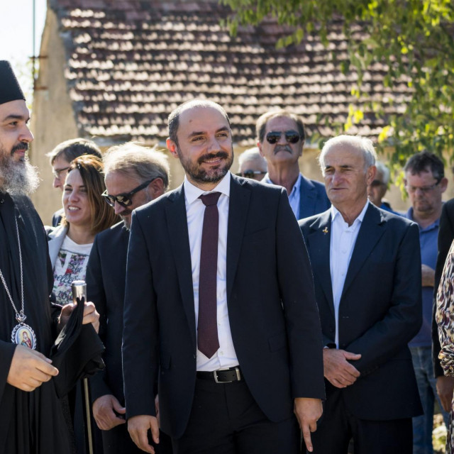 Dalmatinski episkop Nikodim Kosović, Boris Milošević, Anja Šimpraga
