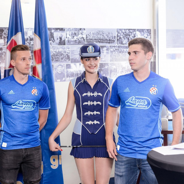 Emir Dilaver, Mislav Oršić I Bojan Knežević 2018. godine