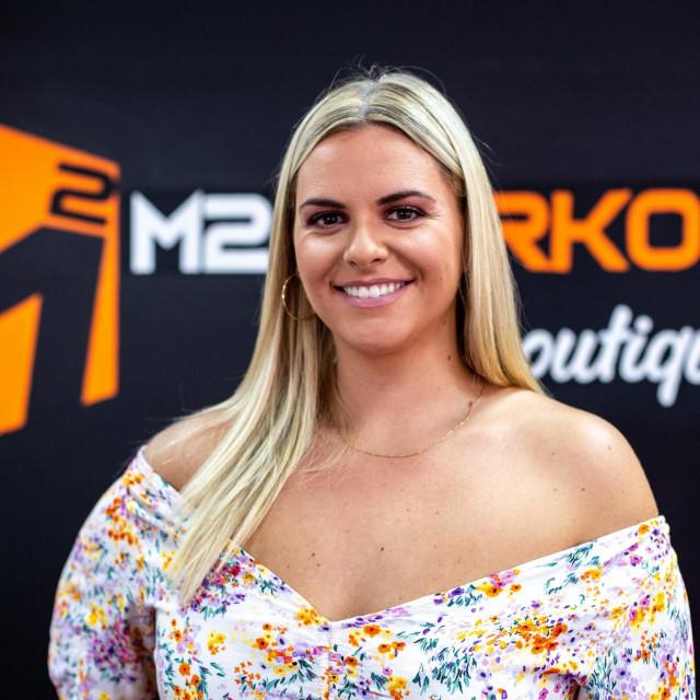 Nina Martina Korbar, bivša natjecateljica Život na vagi