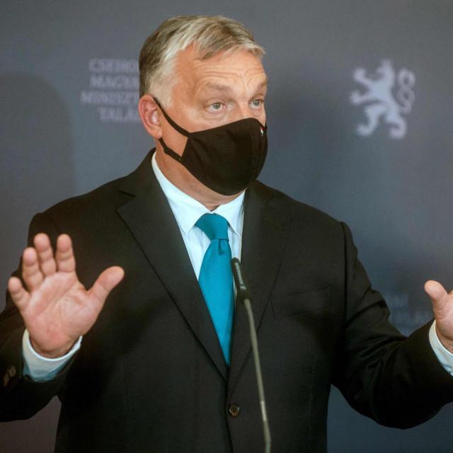 Mađarski premijer Viktor Orban