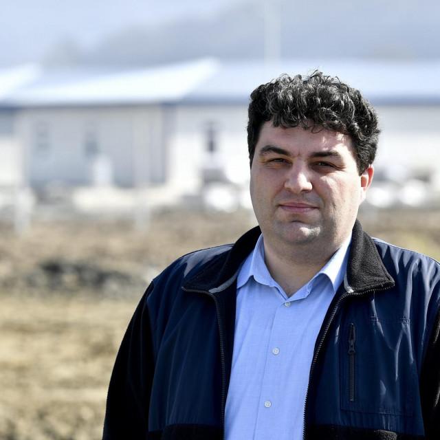 Križevački gradonačelnik Mario Rajn