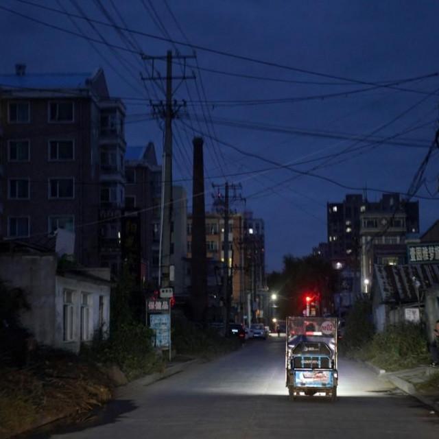 Grad u provinciji Heilongjiang