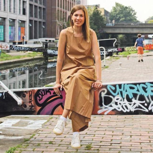 Mlada arhitektica Rosa Rogina preuzela je vođenje Londonskog festivala arhitekture
