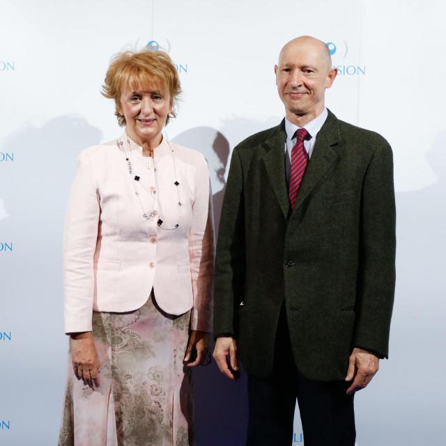 Nadežda Bilić, Ranko Bilić