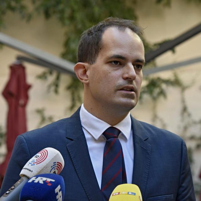 Ivan Malenica, ministar pravosuđa