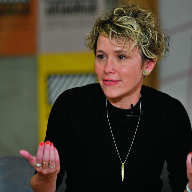 Saborska zastupnica Ivana Kekin