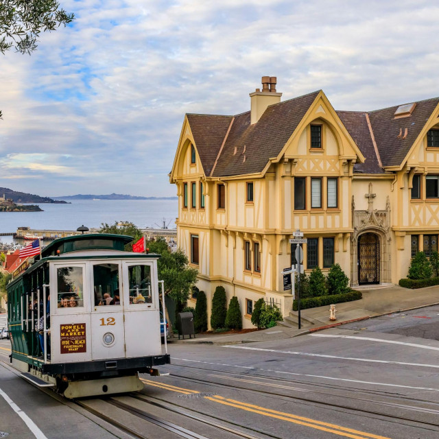 San Francisco, SAD