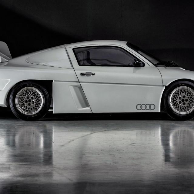 1986 Audi Sport Quattro RS 002