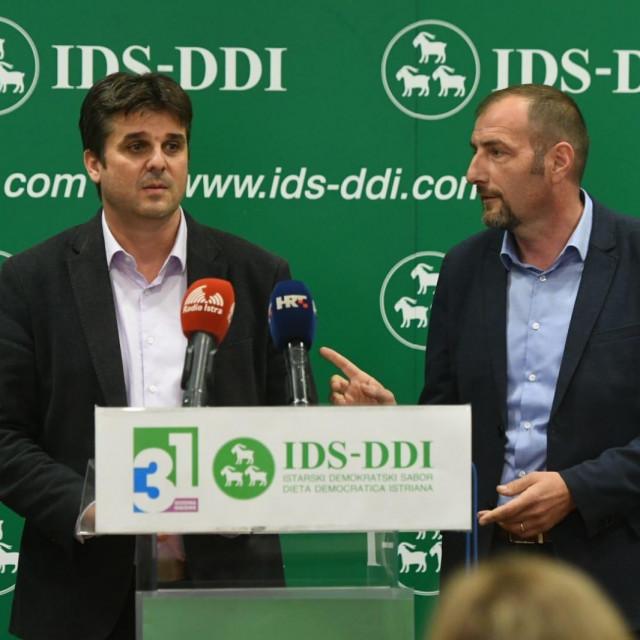Dalibor Paus i Valter Glavičić