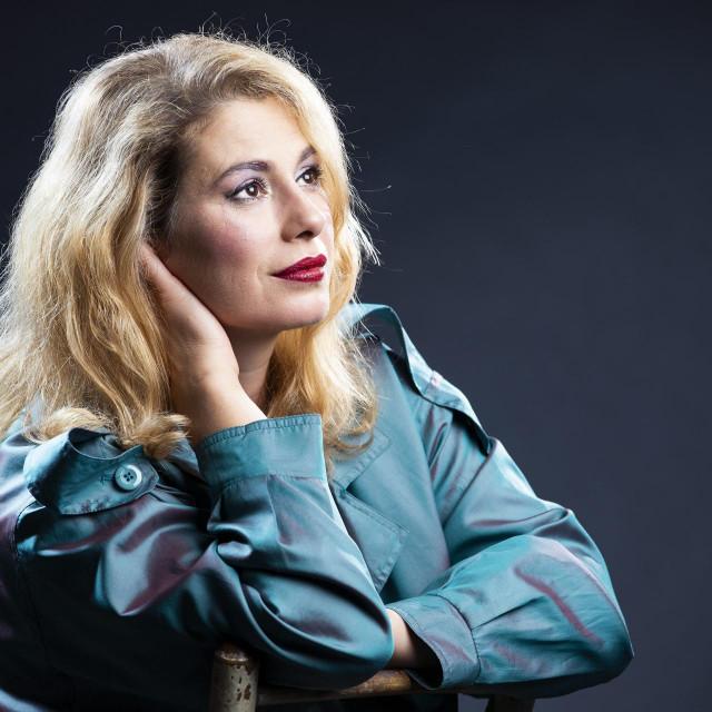 Marina Redžepović, glumica