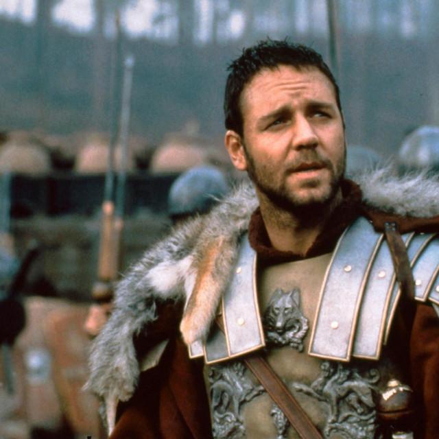 Russell Crowe u Gladijatoru